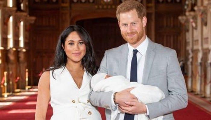 Photo de Meghan et le prince Harry : Le premier voyage de leur fils Archie sera en Afrique