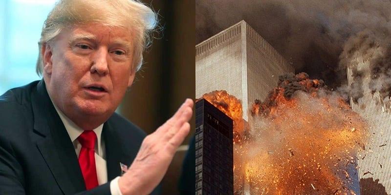 Photo de USA: Trump a une idée sur les vrais responsables des attentats du 11 septembre