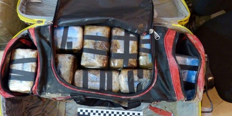Photo de Un membre de l'équipe du président brésilien arrêté avec 39 kg de cocaïne
