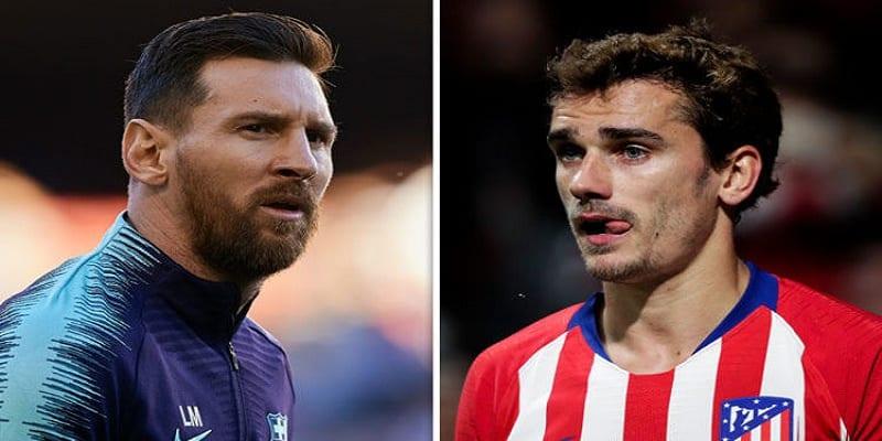 Photo de FC Barcelone: La réaction de Lionel Messi sur l'arrivée de Griezmann