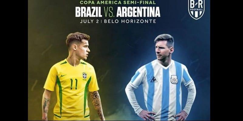 Photo de Copa America/Brésil-Argentine : Lionel Messi donne ses impressions sur ce match choc