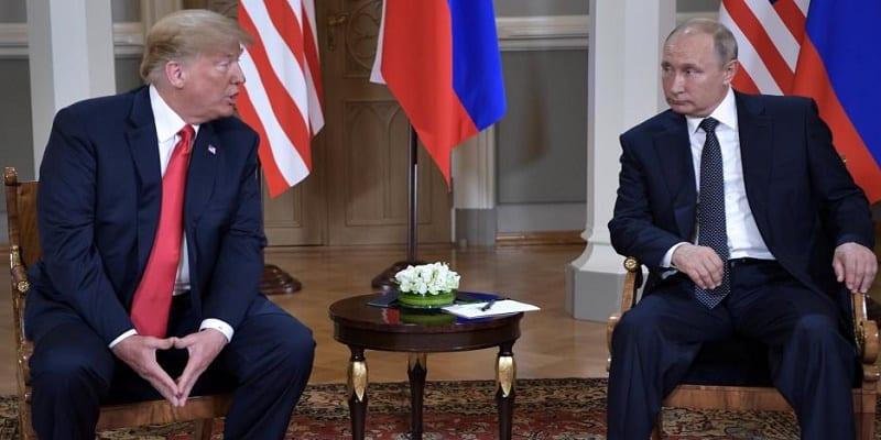 Photo de Sommet du G20: Donald Trump lance une pique à Poutine (Vidéo)
