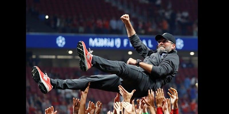 Photo de Liverpool : La réaction de Jurgen Klopp après la victoire en Ligue des champions
