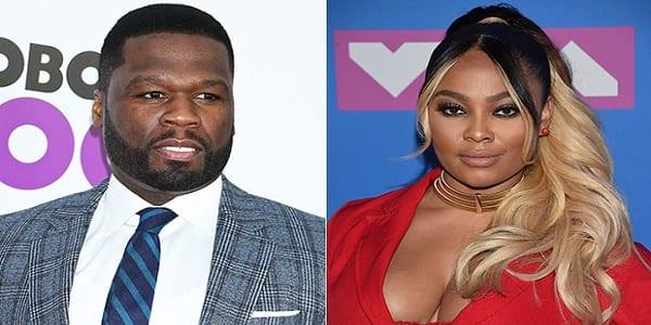 Photo de Petite victoire de Teairra Mari dans la bataille judiciaire contre 50 Cent