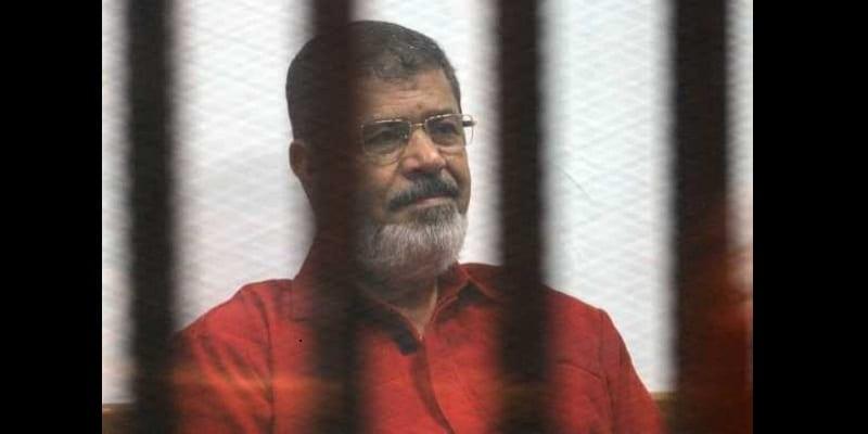 Photo de Mohamed Morsi : Les autorités ont refusé qu'il soit enterré au cimetière familial