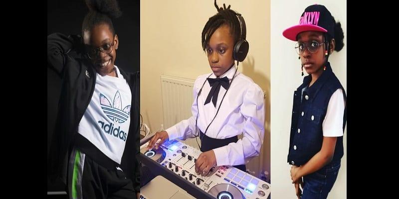 Photo de DJ Zel: la star de 9 ans qui fait la fierté du Ghana au Royaume-Uni (vidéo)