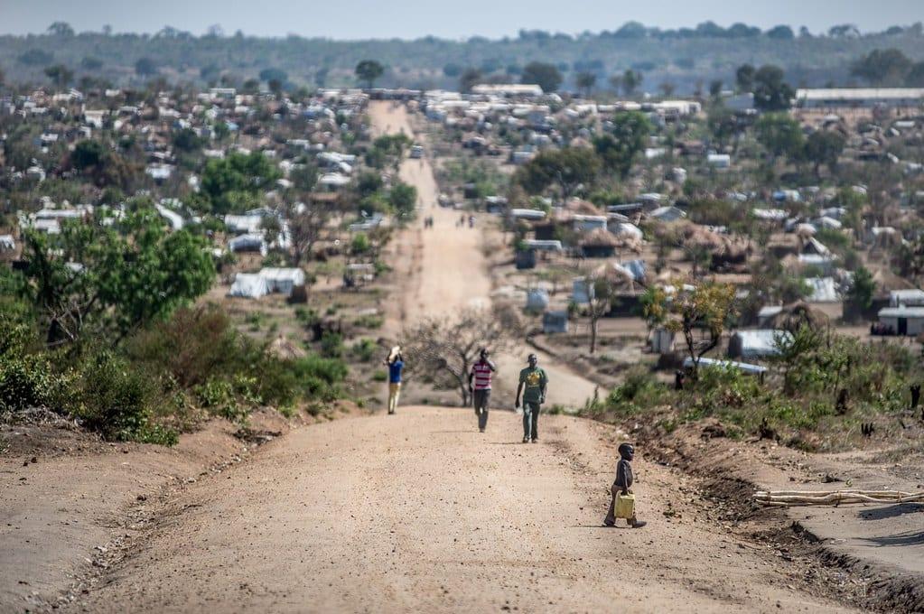 Photo de Ouganda: Bidi Bidi, le deuxième plus grand camp de réfugiés au monde