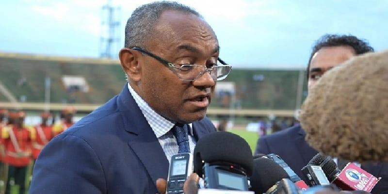 Photo de Football : Le président de la CAF Ahmed Ahmed arrêté à Paris