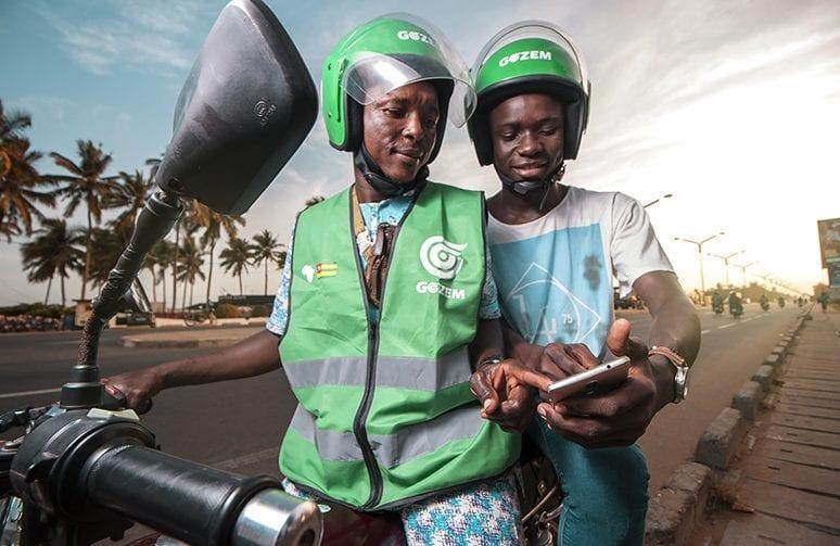 Photo de Togo : Gozem franchi le cap des 100'000 courses effectuées à Lomé