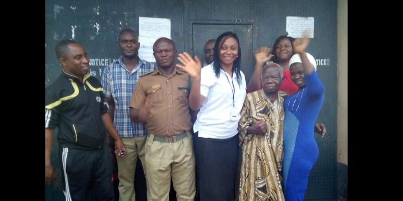 Photo de Nigeria: Le prisonnier le plus vieux libéré après plus de 19 ans