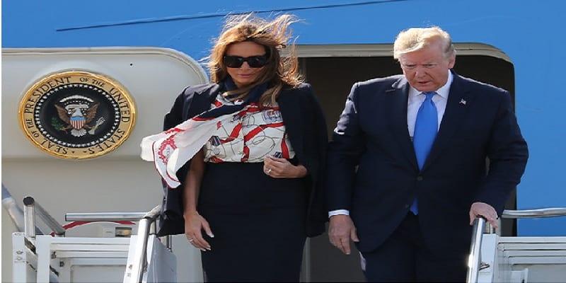 Photo de Royaume-Uni: Trump insulte le maire de Londres avant son atterrissage