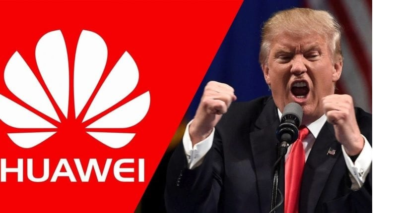 Photo de Technologie : Le géant chinois Huawei porte plainte contre l'administration Trump