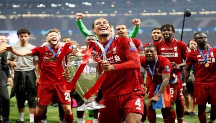 Photo de LDC : L'incroyable cadeau en or de 24 carats que reçoit chaque joueur de Liverpool (photos)