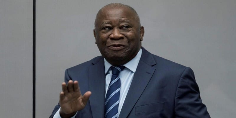 Photo de Laurent Gbagbo: Ses partisans obtiennent un important appui en France