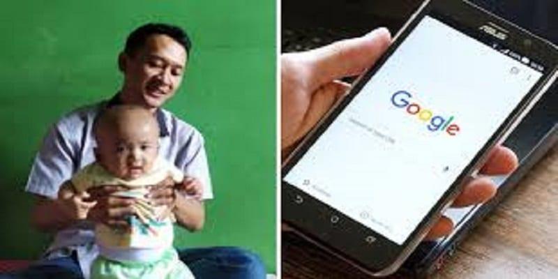 Photo de Indonésie: Des parents appellent leur fils Google pour qu'il devienne un leader