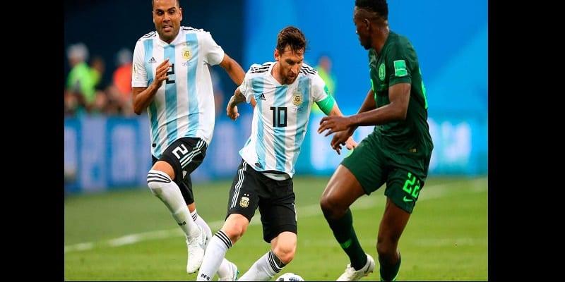 Photo de Lionel Messi : « Ça aurait été humiliant si le Nigeria avait éliminé l'Argentine en Coupe du Monde »