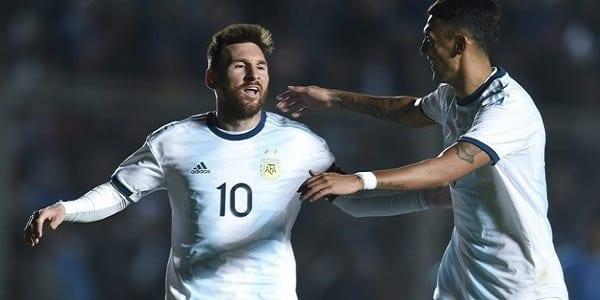 Photo de Préparatifs de La Copa: Messi rassure les supporters