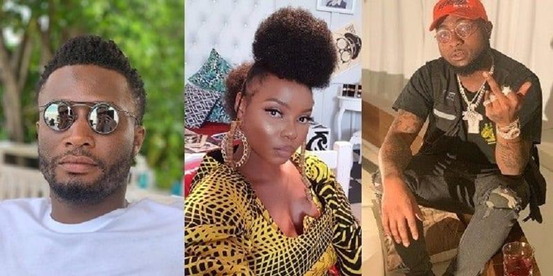 "Photo de ""Je préfère Yemi Alade à Davido"" – Mikel Obi révèle"