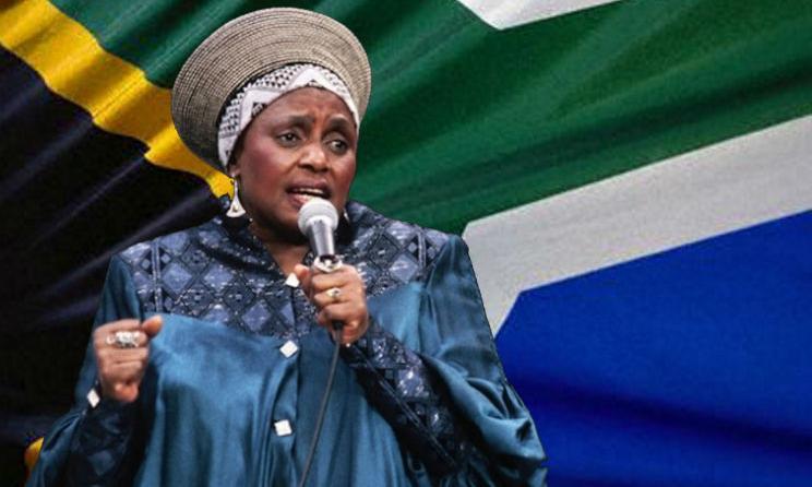 Photo de MIRIAM MAKEBA – Figure du mois de juin sur AfrikMag