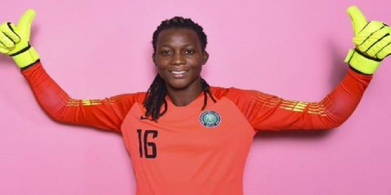 Photo de Coupe du monde féminine U20: La Nigériane Chiamaka Nnadozie bat un record
