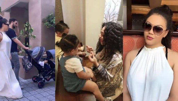 Photo de Nadia Buari révèle pourquoi elle n'expose pas sa vie conjugale et ses 4 enfants