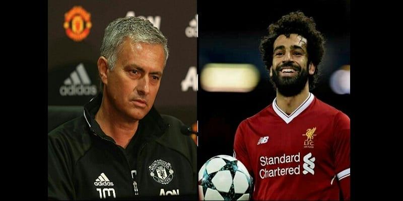 Photo de Mohamed Salah futur vainqueur du Ballon d'Or ? L'avis de José Mourinho