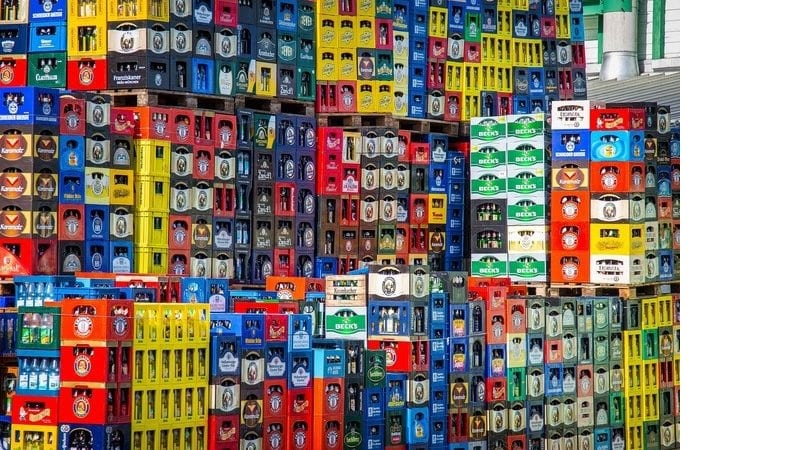 Photo de Allemagne : Les habitants d'un village rachètent toutes les bières pour boycotter un festival