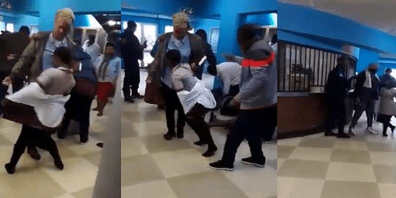 """Photo de Vidéo: des élèves d'une école primaire s'évanouissent après une attaque """"mystique"""""""