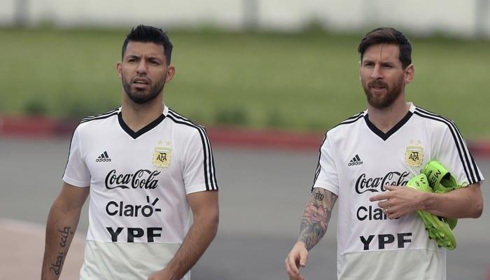 Photo de Copa America/Argentine-Brésil : Gabriel Jesus lance un  avertissement à Lionel Messi et Sergio Aguero