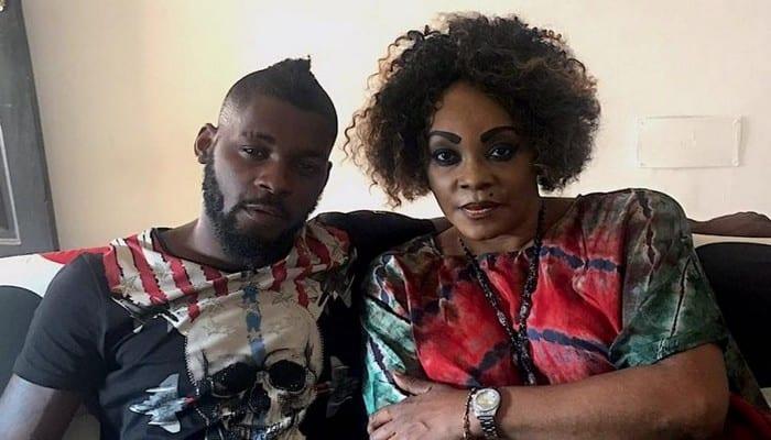 Photo de Côte d'Ivoire: Abandonée par son fils Arafat dj, Tina Glamour fait appel à Didier Drogba et Sérey Dié