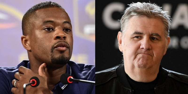 Photo de Football: Evra prend sa retraite, Pierre Ménès lui adresse un message subtile