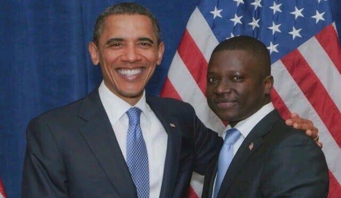Photo de De démocrate aux Etats-Unis à cultivateur de champs au Sénégal, l'histoire de Thione Niang