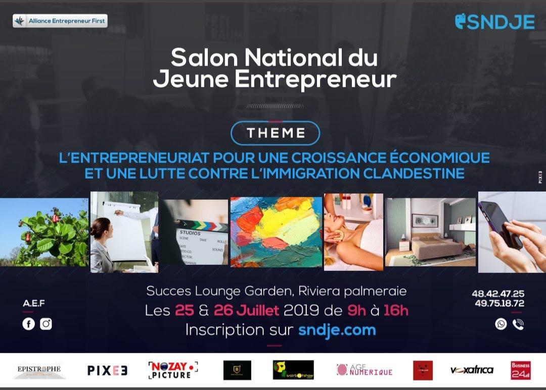 Photo de Côte d'Ivoire: Un Salon pour les jeunes entrepreneurs ouvre ses portes