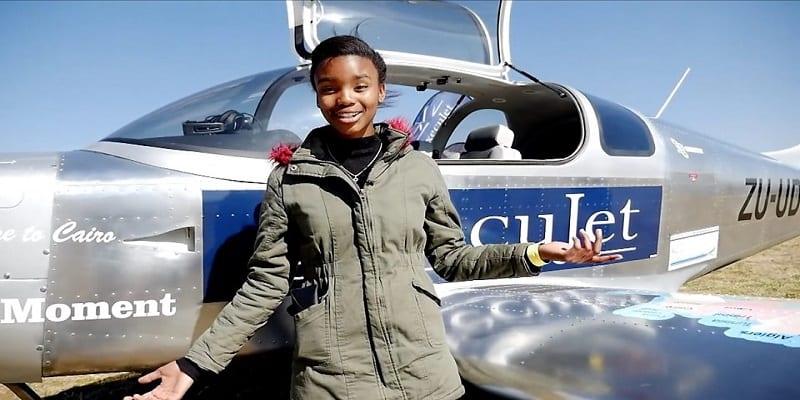 Photo de Inspiration: Des adolescents africains volent de Cape Town au Caire dans un avion qu'ils ont construit