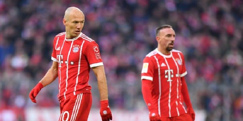 Photo de Bayern Munich: Robben revient sur sa bagarre avec Ribery