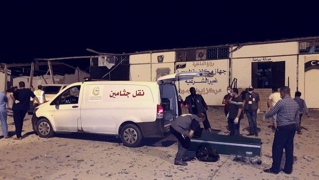 Attaque Libyenne