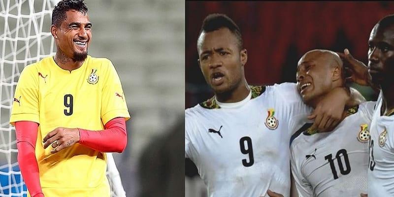 Photo de CAN 2019: Kevin Prince Boateng se moque des Black Stars du Ghana après leur élimination