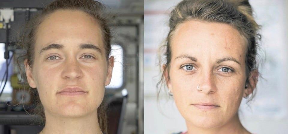 Photo de Italie/Immigration: 2 femmes capitaines arrêtées à Lampedusa