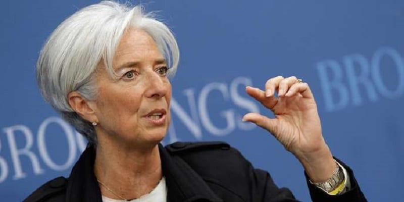 Photo de Christine Lagarde démissionne de son poste de présidente du FMI