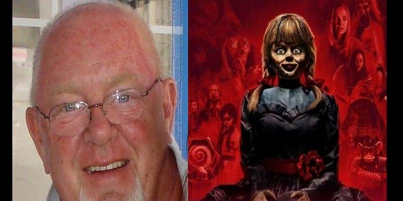 Photo de Thaïlande: un homme meurt au cinéma en regardant le film d'horreur Annabelle 3