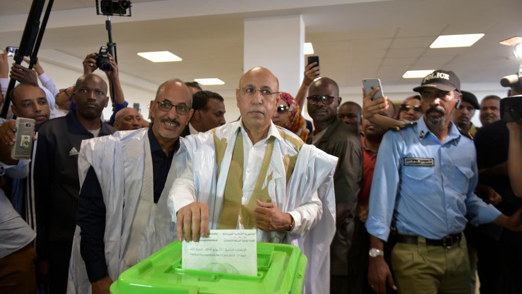 Photo de Mauritanie: après son investiture, le nouveau Président Ghazouani nomme un premier ministre
