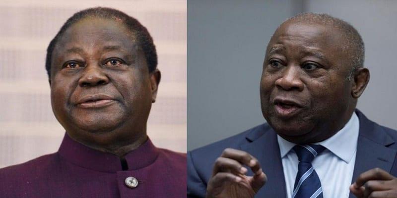 Photo de Rencontre Gbagbo-Bédié: Voici ce qu'ils se sont dit