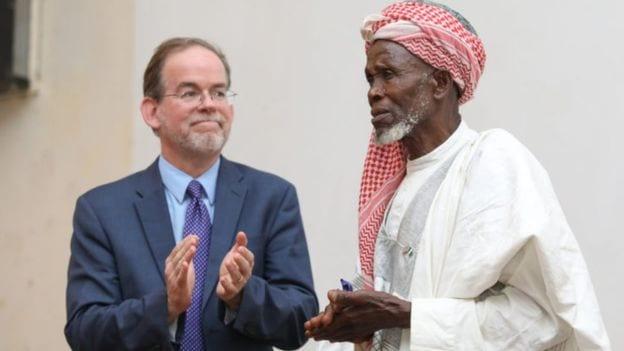Photo de Nigeria: Un imam honoré par le gouvernement américain pour avoir sauvé des chrétiens