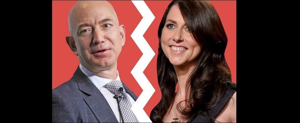 Photo de Jeff Bezos: son ex épouse devient la 22e personne la plus riche au monde après leur divorce