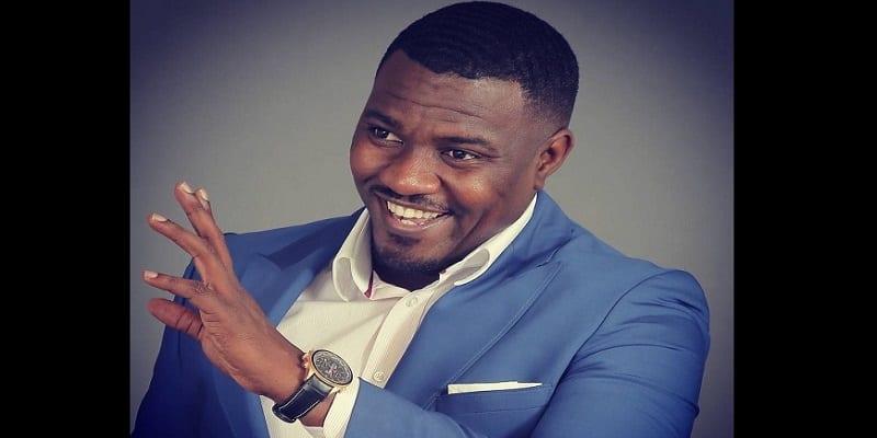 Photo de L'acteur ghanéen John Dumelo déclare son ambition politique