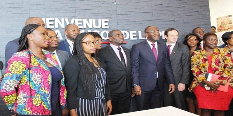 Photo de Côte d'Ivoire : La société générale crée une nouvelle agence pour accompagner les PME