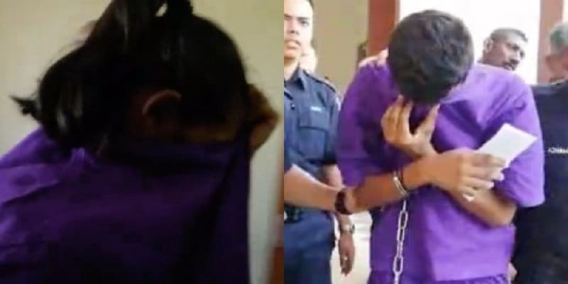 Photo de Malaisie: Une fillette de 14 ans et son copain arrêtés pour avoir tué son frère