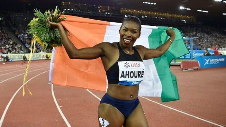 Photo de Côte d'Ivoire : Murielle Ahouré championne du monde du 100 M de Boston Games