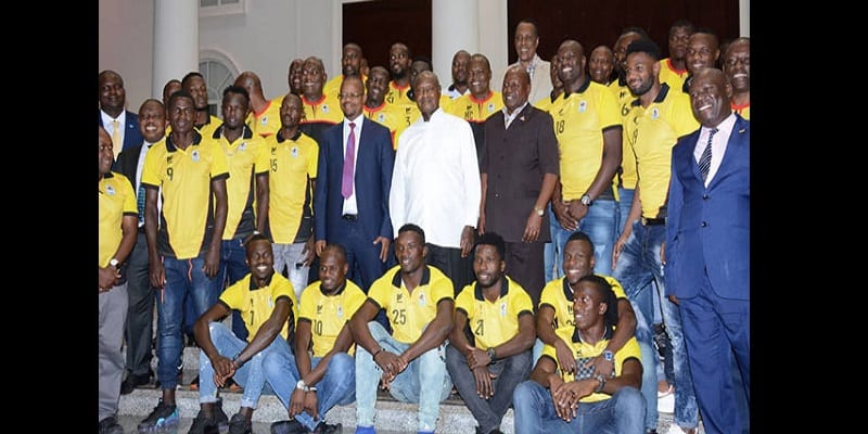 Photo de CAN 2019: le président Yoweri Museveni offre 1 million de dollars aux joueurs ougandais