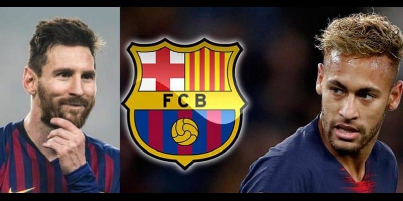 Photo de FC Barcelone: La stratégie de Messi pour un retour de Neymar